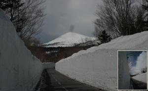 どこの山なのは分かりません