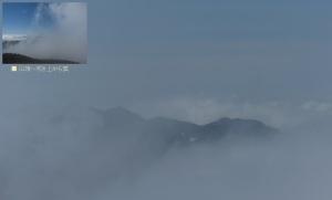 雲の上で昼寝がしたい